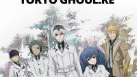 Tokyo Ghoul re Season 3 BD Batch Sub Indo